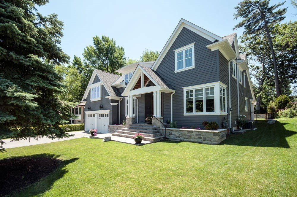 High-End Home Renovation in Toronto Getting the Most Value from Your Home Renovations beautiful home exteriors in toronto